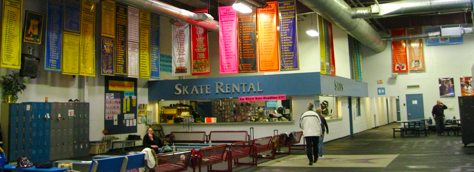 Twin Rinks Ice Pavilion